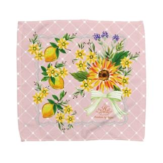 貴婦人のハンケチG Towel handkerchiefs