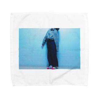 アンナチュラル Towel handkerchiefs