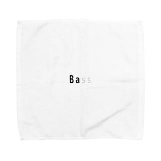 Bass Towel handkerchiefs