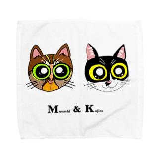 M&K Towel handkerchiefs