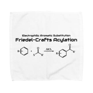 フリーデル・クラフツ アシル化反応(有機化学) Towel handkerchiefs