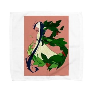 Bloom Towel handkerchiefs