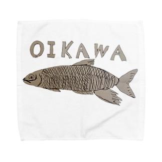 OIKAWA Towel handkerchiefs
