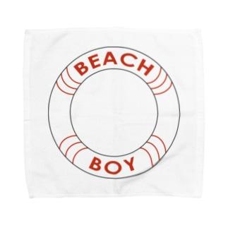 BEACH BOY Towel handkerchiefs