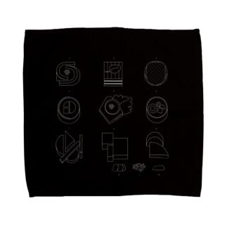 お寿司たおる Towel handkerchiefs
