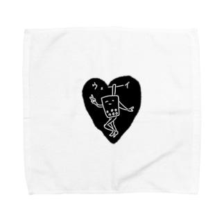 たぴじろう2 Towel handkerchiefs