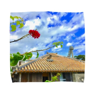 mizuphoto.comの竹富島の心 Towel handkerchiefs