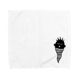 ナガタクン Towel handkerchiefs