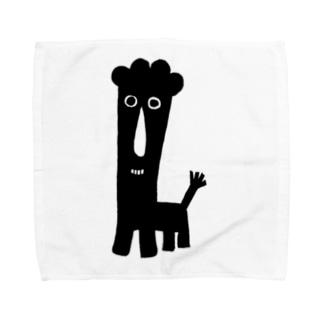 新珍態社(SHINCHINTAISHA)のアンドウサン Towel handkerchiefs