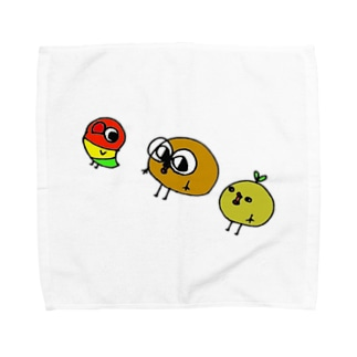 もみの木くん ベビー Towel handkerchiefs