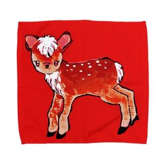 渇望 Towel handkerchiefs