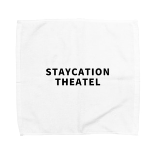 STAYCATION THEATEL 01 Towel handkerchiefs