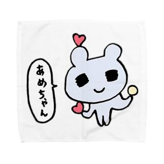 あめちゃん Towel handkerchiefs