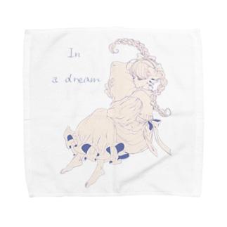 ln a dream Towel handkerchiefs