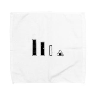 おにぎり回線 Towel handkerchiefs