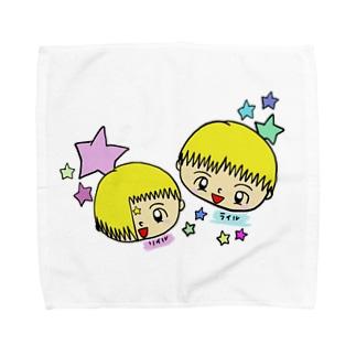リイル&ライル Towel handkerchiefs