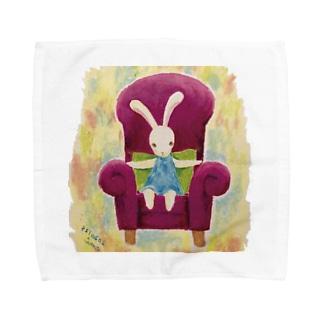 私の場所 Towel handkerchiefs