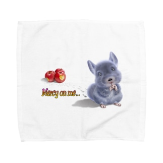 Mercy on me... (お慈悲を…) Towel handkerchiefs