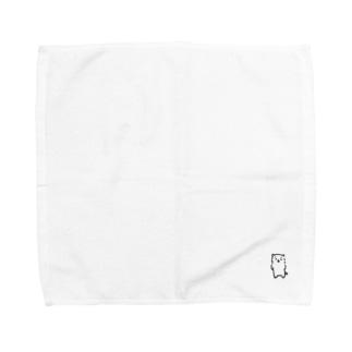 猫のバンちゃん Towel Handkerchief