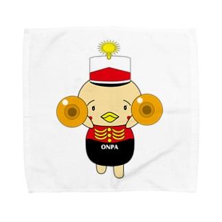 オンパ シンバル Towel handkerchiefs