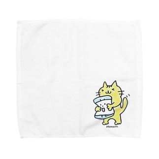 トラちゃん2(Color) Towel handkerchiefs