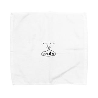 メガちゃんのエンドレス鼻水 Towel handkerchiefs