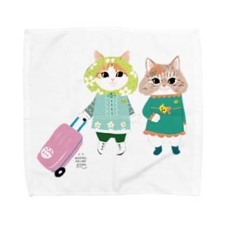 ヲカシな童話杏季 Towel handkerchiefs