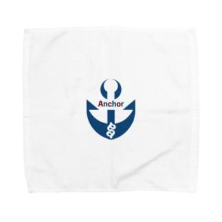 Anchor Towel handkerchiefs