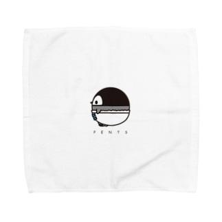ぺんつ(ヒナ) Towel Handkerchief