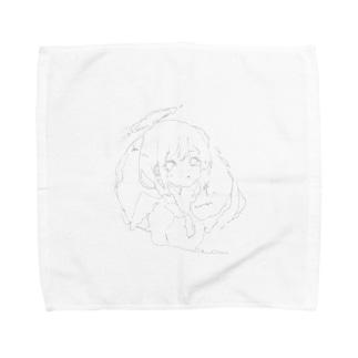 toketyau ~ Towel handkerchiefs