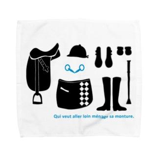 乗馬7つ道具 Towel handkerchiefs