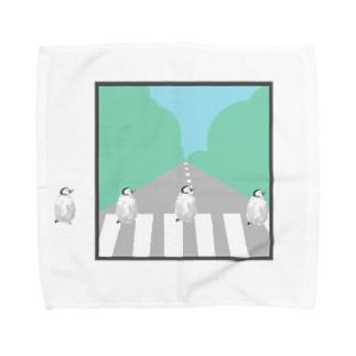 ソーシャルディスタンス Towel handkerchiefs