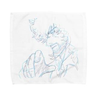 ソリタリア Towel handkerchiefs