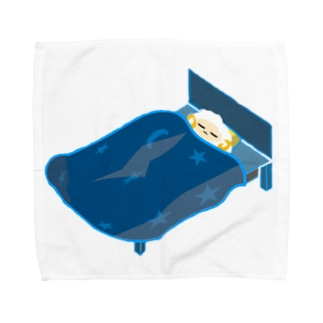 オヤスミナサイ夢見るひつじ Towel handkerchiefs