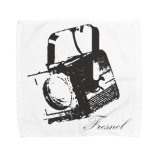 Fresnel Towel handkerchiefs
