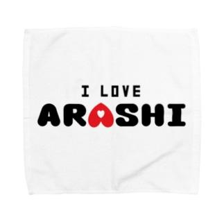 I Love Arashi. Towel handkerchiefs