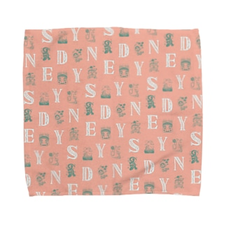 Cities in the World - Sydney (Lazy Afternoon) Towel handkerchiefs
