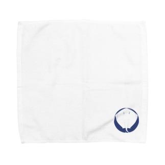三夜澤スティングレイ Towel handkerchiefs