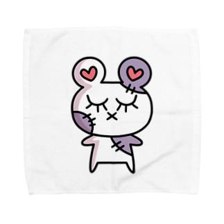 ぞんピ アイテム Towel handkerchiefs