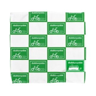 dubluvyobs almost bikes Towel handkerchiefs