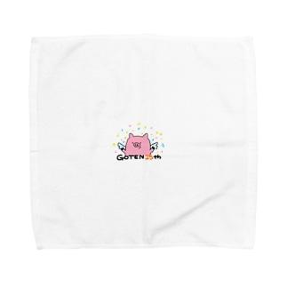 GOTEN25th Towel handkerchiefs
