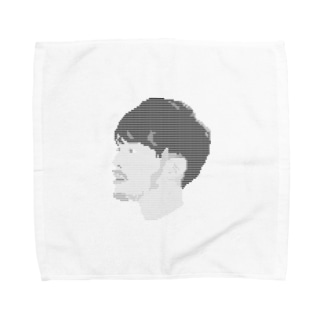 monochromeH2の@japanesehandsome Towel handkerchiefs