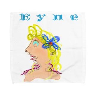 Eyne girl🥊 Towel handkerchiefs