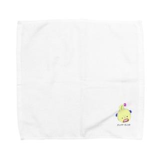 ホンフサアンコウ殿 Towel handkerchiefs