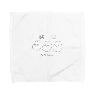虚無アニマルズ Towel handkerchiefs