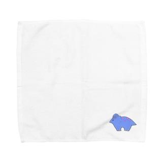 トリケラトプス Towel handkerchiefs