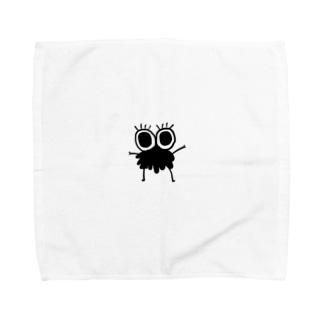 ホコリくん Towel handkerchiefs
