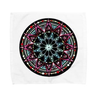 聖夜−丸ver. Towel handkerchiefs