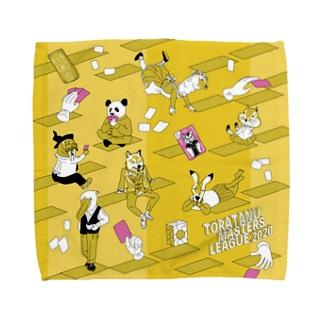 トラタヌマスターズリーグ2020 Towel handkerchiefs