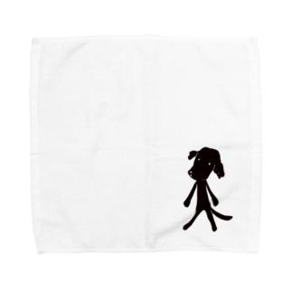 ほほ Towel handkerchiefs
